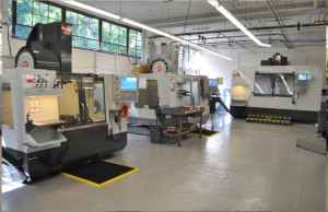New high speed CNC machines
