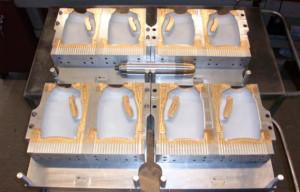 Bekum H-155 molds